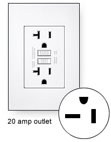 20amp outlet