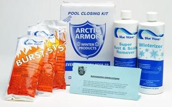 Pool Winterization Chemical Kit