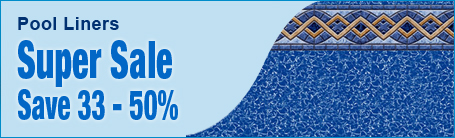 Pool Liners- Save 33-50%