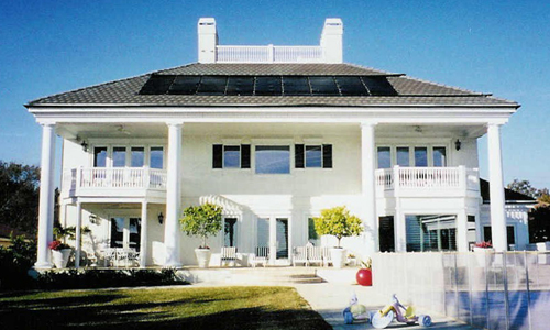 Solar Pool Covers and Reels and Solar Pool Heaters