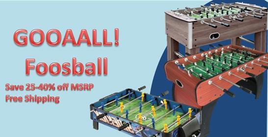 Foosball Sale