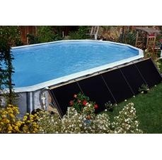 Above Ground Solar Pool Heaters
