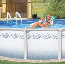 Above Ground Pool Liner