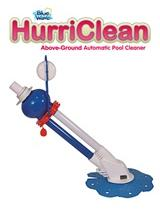 HurriClean™ Above Ground Suction Cleaner