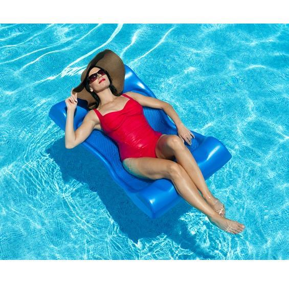 Aquaria Deluxe Unsinkable Aqua Hammock Float Pc Pools