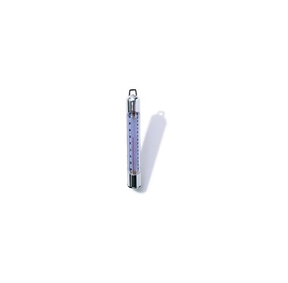 Deluxe Chrome Pool Thermometer
