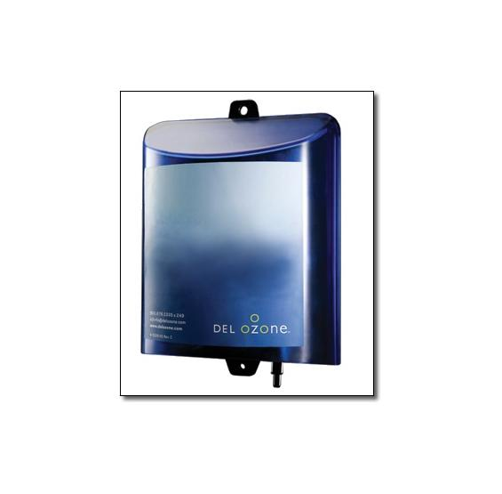 Del Clear Corona Ozonator for Above-Ground Pools