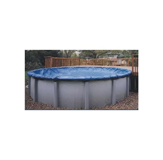 Winter Pool Cover Above Ground Arctic Armor 8 Year Warranty Pc Pools