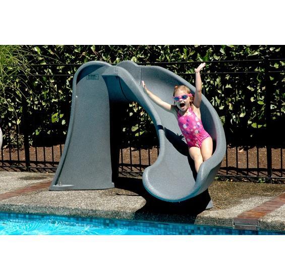 Cyclone Pool Slide Pc Pools