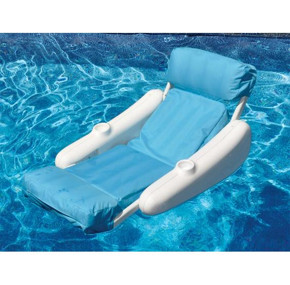 Sunchaser Sunsoft Luxury Lounger Pc Pools