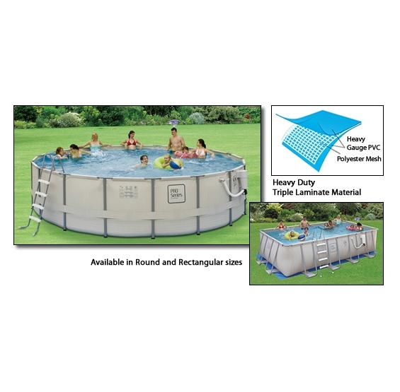 ProSeries™ Metal Frame Pool