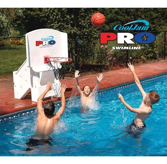Swimline Cool Jam Pro Pool Basketball Game Pc Pools