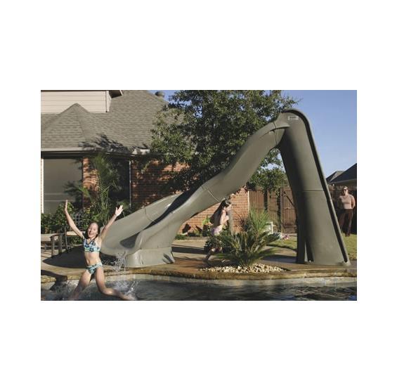 Turbotwister Pool Slide Pc Pools