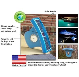 Solar Powered LED Ultimate Light