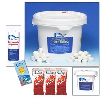 "1"" TAB CHEMICAL SAMPLE KIT"