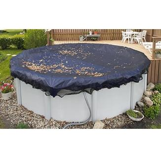 Yard Guard 18 39 Round Above Ground Swimming Pool Winter Cover Leaf Debris Net Ebay