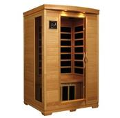 CORONADO - 2 Person Infrared Sauna with Carbon Heaters
