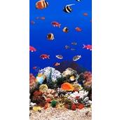 Aquarium Tile Beaded Pool Liner Standard Gauge