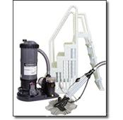 Supreme Pool Equipment Package with Cartridge Filter