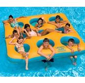 Labyrinth Island Pool Float