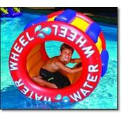 The Inflatable Water Wheel