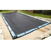 Rugged Mesh Winter Pool Cover - In Ground