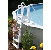 Outside Ladder for Easy Pool Step