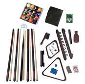 Deluxe Billiards Accessory Kit
