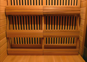 Cedar Backrests