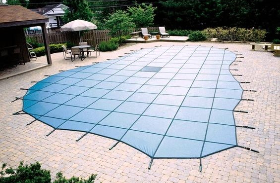 Ultra Light Solid Safety Pool Cover