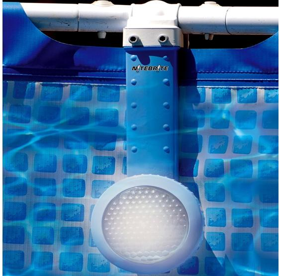 Swimming pool lights the possibilities are endless pc - Above ground swimming pool lights ...