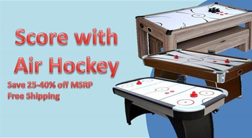 Air Hockey Sale
