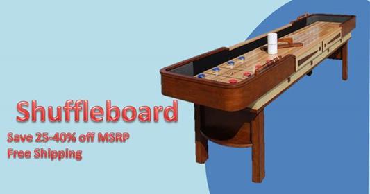 Shuffleboard Sale