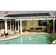 In Ground Solar Pool Heaters