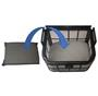 Blue Wave Fine Filter Insert for Meridian IG-5 Cleaner - 2 PACK
