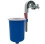 Blue Wave® Cobalt Steel Wall Pool Package - 12-ft Round 36-in Deep