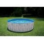 Blue Wave® Capri Steel Wall Pool Package