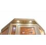 Sonoma 3-Person Hemlock Infrared Corner Sauna with 7 Carbon Heaters