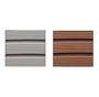 resin spa step colors gray redwood pcpools