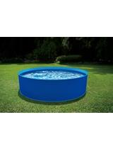 Blue Wave® Cobalt Steel Wall Pool Package