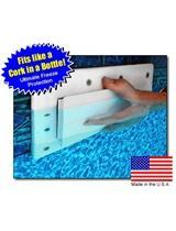 Pool Skimmer Plug