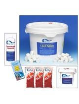 "1"" TAB BLUEWAVE CHEMICAL SAMPLE KIT"