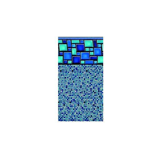 Indigo Tile UniBead Liner