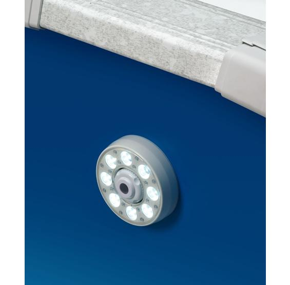 Above Ground LED Thru-Wall Light
