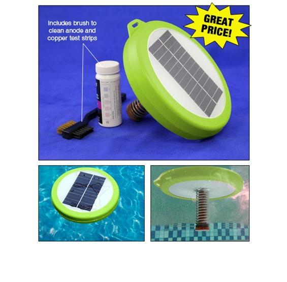 Eko Klor Solar Ionizer