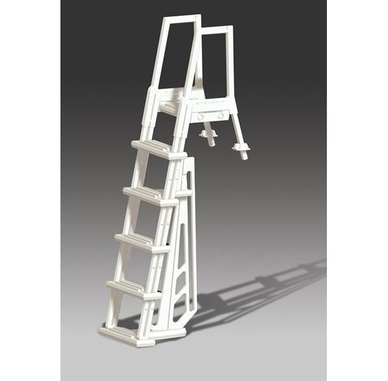 DELUXE HEAVY DUTY IN-POOL LADDER