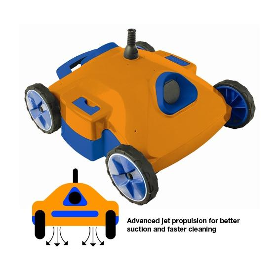 Aquafirst Super Rover Pc Pools
