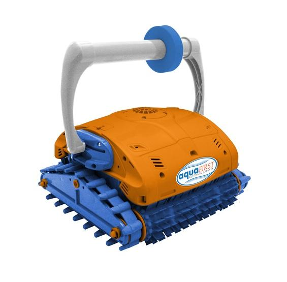 Aquafirst™ Turbo Robotic Pool Cleaner