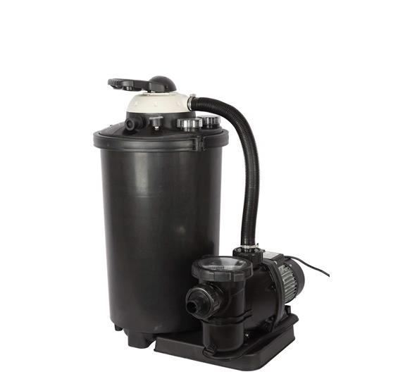 FlowXtreme Sand Filter System for Above Ground Pools