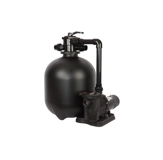 FLOWXTREME® PRO II 2 Speed In Ground Sand Filter System